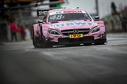 September 9, 2017 - NüRburgring, Germany - Motorsports: DTM race Nuerburgring, Saison 2017 - 7. Event Nuerburgring, GER, # 48 Edoardo Mortara (ITA, HWA AG, Mercedes-AMG C63 DTM) (Credit Image: © Hoch Zwei via ZUMA Wire)