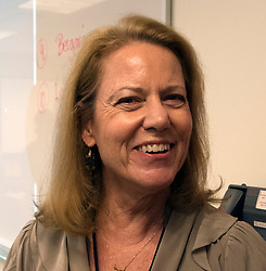 May 2, 2017 - Anaheim, California, USA - Barbara Bennett earned a 2018 Teacher of the Year Award at the School of Continuing Education - North Orange County Community College District in Anaheim, California, on Tuesday, May 2, 2017. ..Bennett, a special education teacher, is one of six teachers who were surprised with the honor by county superintendent of school Dr. Al Mija?res. ..(Photo by Jeff Gritchen, Orange County Register/SCNG) (Credit Image: © Jeff Gritchen, Jeff Gritchen/The Orange County Register via ZUMA Wire)