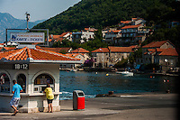 Scenes from the bay of kotor