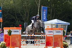 Keunen Pieter (NED) - Bestinov<br /> Winner Final 5 year old horses<br /> KWPN Paardendagen 2011 - Ermelo 2011<br /> © Dirk Caremans