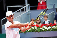 042916 Mutua Madrid Open Charity Day Tennis Tournament