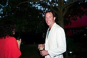 PETROC SESTI The Summer Party. Serpentine Gallery. 8 July 2010. -DO NOT ARCHIVE-© Copyright Photograph by Dafydd Jones. 248 Clapham Rd. London SW9 0PZ. Tel 0207 820 0771. www.dafjones.com.