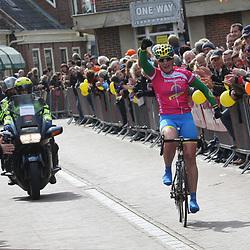 Energiewacht Tour 2012 Winsum Kirsten Wild wins stage 4 solo