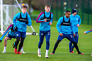 Connor Smith (#38) of Hearts of Midlothian FC during the Heart of Midlothian press conference and training session at Oriam Sports Performance Centre, Edinburgh, Scotland on 23 November 2020.