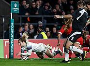 England Women v Canada 251117