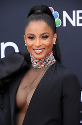 Ciara at the 2019 Billboard Music Awards held at the MGM Grand Garden Arena in Las Vegas, USA on May 1, 2019.