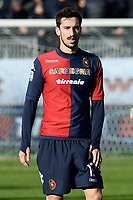 Davide Astori Cagliari <br /> Cagliari 26/01/2014 Stadio Sant'Elia Football 2013/2014 Serie A Cagliari - Milan . <br /> foto Daniele Buffa/Image Sport/Insidefoto <br /> <br /> Fiorentina captain Davide Astori dies suddenly aged 31 . <br /> Astori was staying a hotel with his team-mates ahead of their game on Sunday away at Udinese when he passed away. <br /> Foto Insidefoto