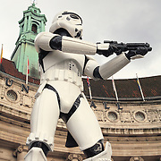 Star Wars Stormtrooper - County Hall - London, UK