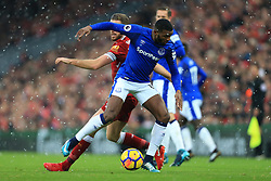10th December 2017 - Premier League - Liverpool v Everton - Cuco Martina of Everton - Photo: Simon Stacpoole / Offside.