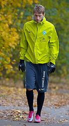 09.11.2010, Platz 5, Bremen, GER, Training Werder Bremen, im Bild   Aaron Hunt ( Werder #14 ) Aaron Hunt ( Werder #14 )  EXPA Pictures © 2010, PhotoCredit: EXPA/ nph/  Kokenge+++++ ATTENTION - OUT OF GER +++++