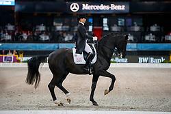 Sprehe, Kristina (GER) Desperados FRH<br /> Stuttgart - German Masters 2016<br /> © www.sportfotos-lafrentz.de