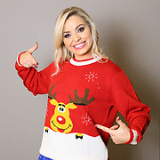 10.10.2018 CMRF Christmas Jumper Appeal with Anna Geary