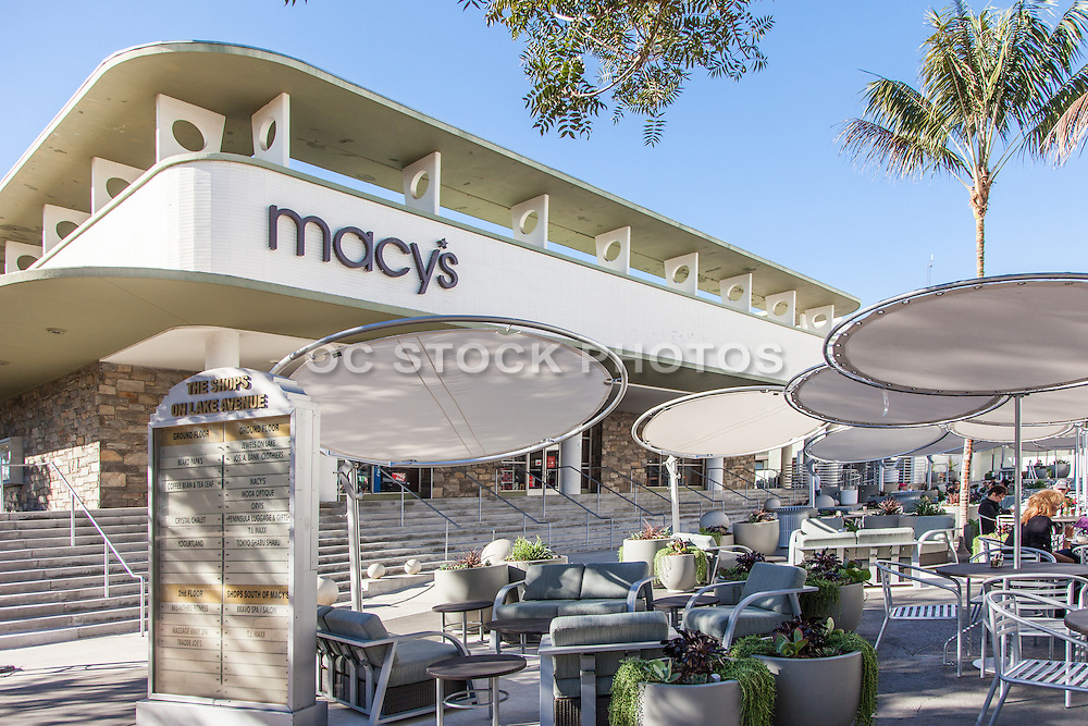 Macy's at The Shops on Lake Ave in Pasadena
