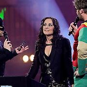 NLD/Amsterdam/20100415 - Uitreiking 3FM Awards 2010, Trijntje Oosterhuis
