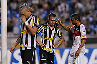 20120509: RIO DE JANEIRO, BRASIL - Copa do Brasil 2011/2012: Botafogo vs Vitoria.<br /> In photo: Fabio Ferreira and Lucas.<br /> PHOTO: CITYFILES