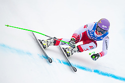 19.12.2018, Saslong, St. Christina, ITA, FIS Weltcup Ski Alpin, SuperG, Damen, im Bild Anna Veith (AUT) // Anna Veith of Austria in action during her run in the ladie's Super-G of FIS ski alpine world cup at the Saslong in St. Christina, Italy on 2018/12/19. EXPA Pictures © 2018, PhotoCredit: EXPA/ Johann Groder
