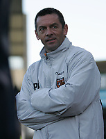 Photo: Lee Earle.<br /> Plymouth Argyle v Hull City. Coca Cola Championship. 09/12/2006. Hull's caretaker manager Phil Brown.
