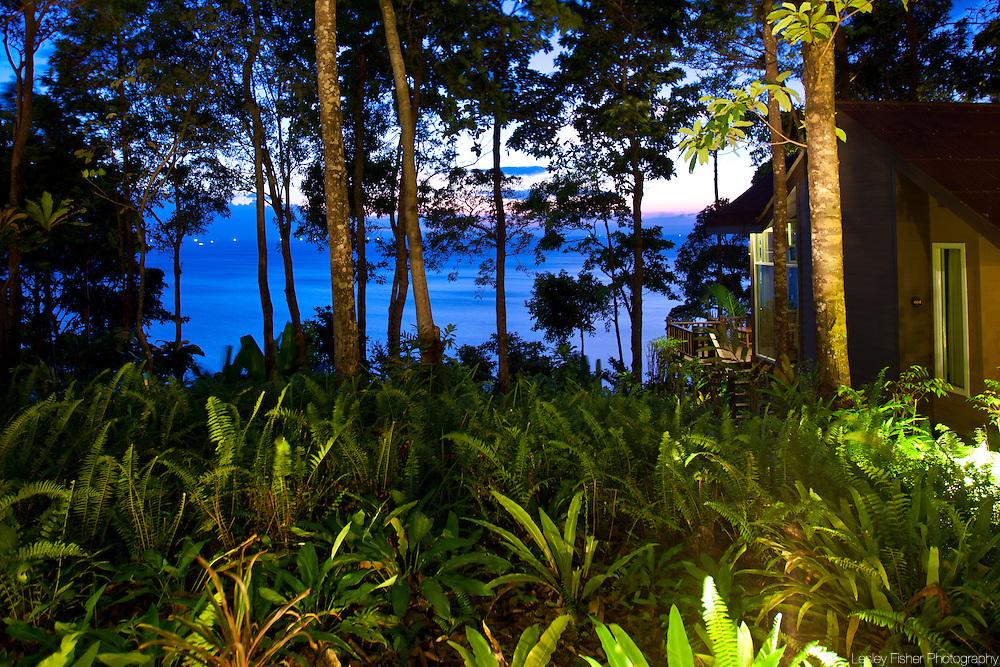 Ocean view at Dara Drug and Alcohol Rehabilitation Centre, Koh Chang, Trat, Thailand