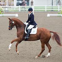 Advanced Medium Restricted - 2014 British Dressage National Championships