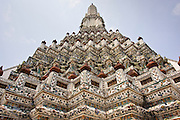 Wat Arun (Temple of the Dawn), Bangkok, Thailand