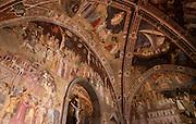The spanish chapel at Santa Maria Novella church.
