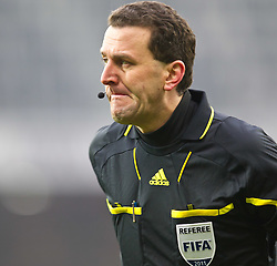 20.02.2011, Red Bull Arena, Salzburg, AUT, 1. FBL, Red Bull Salzburg vs Rapid Wien, im Bild FIFA REferee Thomas Einwaller // during the Austrian Bundesliga Match, Red Bull Salzburg vs Rapid Wien at Red Bull Arena, Salzburg, 20/02/2011, EXPA Pictures © 2011, PhotoCredit: EXPA/ J. Feichter