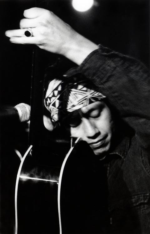 Alejandro Escovedo, Make Believers Band,  Zelda's, Houston, Texas