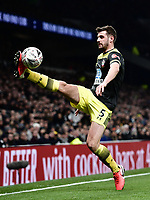 Football - 2019 / 2020 Emirates FA Cup - Fourth Round, Replay: Tottenham Hotspur vs. Southampton<br /> <br /> Southampton's Jack Stephens, at The Tottenham Hotspur Stadium.<br /> <br /> COLORSPORT/ASHLEY WESTERN