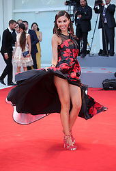 September 3, 2017 - Venice, Italy - Patricia Contreras walks the red carpet ahead of the 'The Leisure Seeker (Ella & John)' screening during the 74th Venice Film Festival  in Venice, Italy, on September 3, 2017. (Credit Image: © Matteo Chinellato/NurPhoto via ZUMA Press)