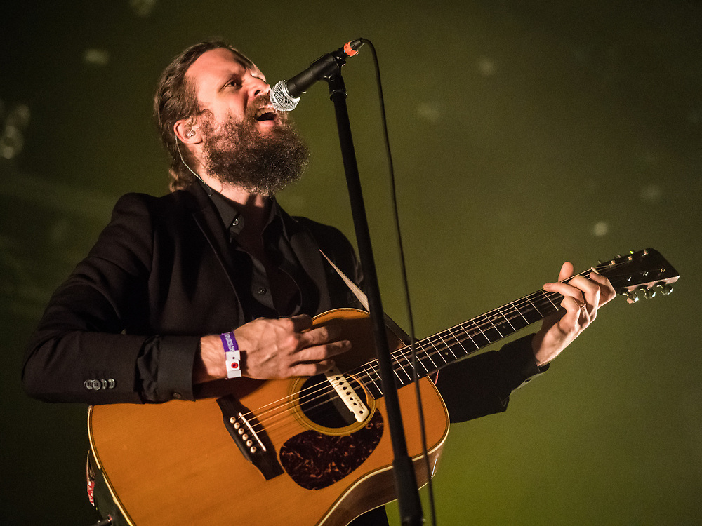 American singer-songwriter Father John Misty at Iceland Airwaves