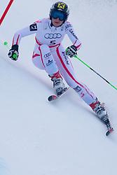 17.02.2011, Kandahar, Garmisch Partenkirchen, GER, FIS Alpin Ski WM 2011, GAP, Riesenslalom, im Bild Kathrin Zettel (AUT) // Kathrin Zettel (AUT) during Giant Slalom Fis Alpine Ski World Championships in Garmisch Partenkirchen, Germany on 17/2/2011. EXPA Pictures © 2011, PhotoCredit: EXPA/ M. Gunn