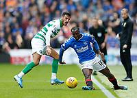 Football - 2019 / 2020 Ladbrokes Scottish Premiership - Rangers vs. Celtic<br /> <br /> Glen Kamara of Rangers in action, at Ibrox Stadium.<br /> <br /> COLORSPORT/BRUCE WHITE
