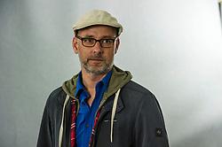 Pictured: Reinhard Kleist<br /> <br /> Reinhard Kleist (born 11 February 1970, Hürth, Germany) is a German graphic designer and cartoonist.