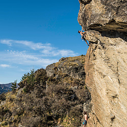 """Dany Soares in """"Squirm Baby Squirm"""" (22) at Queenstown Hill"""