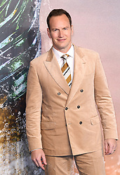 Patrick Wilson attending the Aquaman premiere held at Cineworld in Leicester Square, London on November 26, 2018. Photo credit should read: Doug Peters/EMPICS