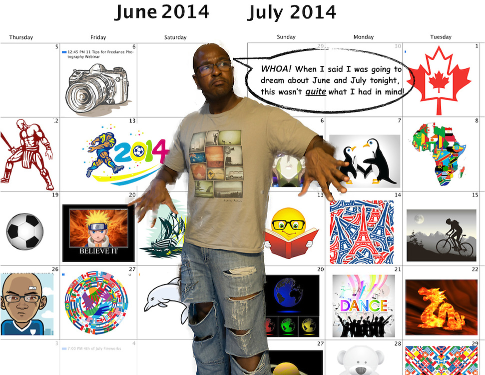 JUNE 30th:  Trapped in the Middle of 2014