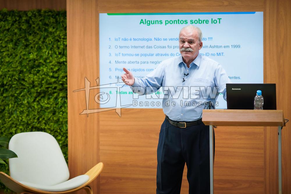 Paulo José Spaccaquerche ou Paulo Spacca, tem formação multidisciplinar em Engenharia e Administração. Com mais de 40 anos de experiência profissional, atuando junto às empresas orientadas fortemente em tecnologias de vanguarda, tais como IBM e SAP.  FOTO: Jefferson Bernardes/ Agência Preview