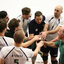 VBALL: 16-1-2016 - ASV Århus - Ishøj Volley - Volleyligaen Herrer 2015-2016