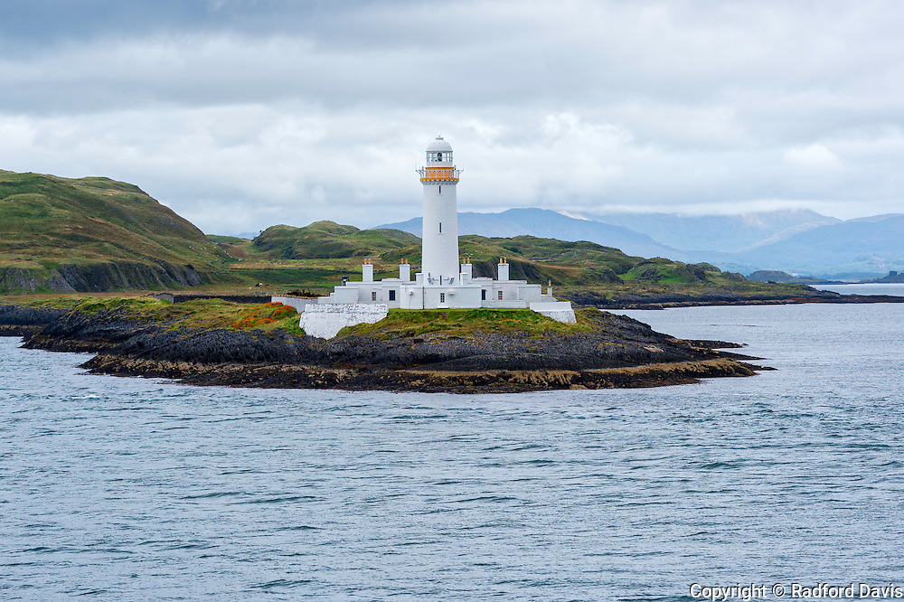 Eilean Musdile lighthouse, Scotland