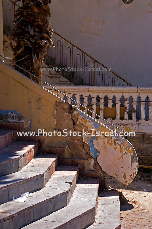 Old Stair case