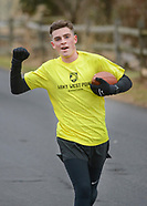 Army West Point Marathon Team Runs 150 With Football For 120th Army-Navy Game in Philadelphia