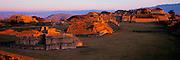 MEXICO, ZAPOTEC, OAXACA Monte Alban, 200BC-800AD; hilltop