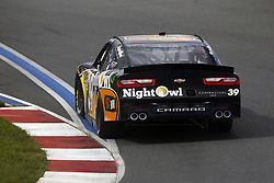 September 27, 2018 - Concord, North Carolina, United States of America - Ryan Sieg (39) races through the turns during practice for the Drive for the Cure 200 at Charlotte Motor Speedway in Concord, North Carolina. (Credit Image: © Chris Owens Asp Inc/ASP via ZUMA Wire)