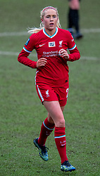 BIRKENHEAD, ENGLAND - Sunday, March 14, 2021: Liverpool's Missy Bo Kearns during the FA Women's Championship game between Liverpool FC Women and Coventry United Ladies FC at Prenton Park. Liverpool won 5-0. (Pic by David Rawcliffe/Propaganda)