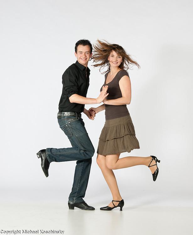 Martina Büchi & Andy Ball