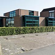 NLD/Mijdrecht/20100520 - Buitenzijde failliet verklaarde bouwbedrijf Vreeshuis in Mijdrecht ,