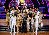 The Cast of  Strictly Come Dancing - The Live Tour at Arena Birmingham,King Edwards Road,Birmingham photo by Chris  Wayne