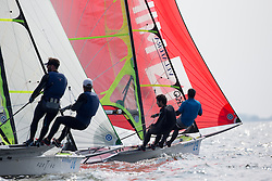 Day Three Delta Lloyd Regatta  2016, 26th of May (24/28 May 2016). Medemblik - the Netherlands.