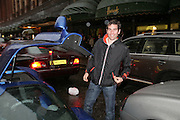 ANDREW WARD, De Grisogono & Londino Car Rally  party. <br />