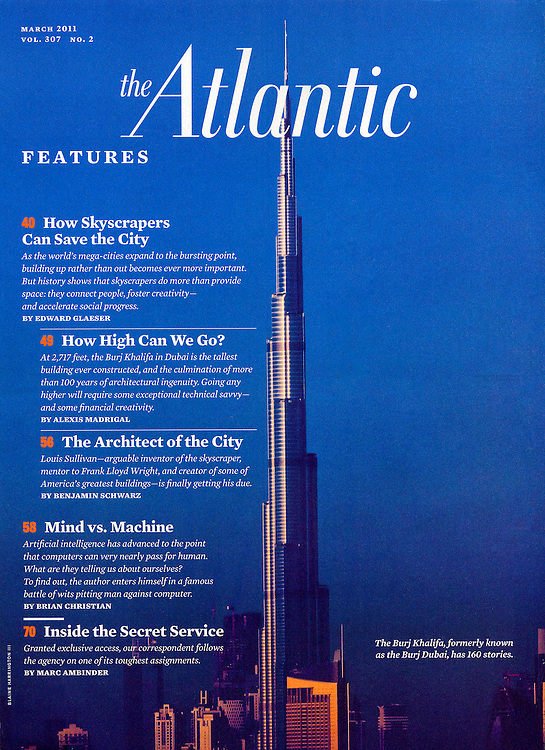 Burj Khalifa (the tallest skyscraper in the world), Dubai, United Arab Emirates